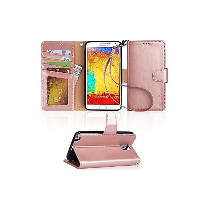 ARAE Samsung Galaxy Note 3 Wallet Case w