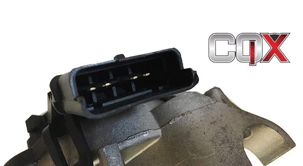 Motor de limpiaparabrisas Delantero Renault Clio 3 III: Amazon.es: Coche y moto