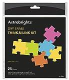 Astrobrights Teacher Decor, Think-N-Link Kit, 25 Pieces (99823)
