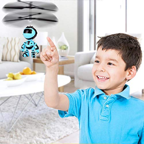 ICCUN Mini Children Toy Induction Flying Toy Robot Dinosaurs Toy Airplane & Jet Kits