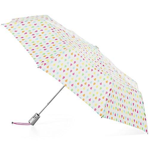 totes Auto Open Umbrella NeverWet