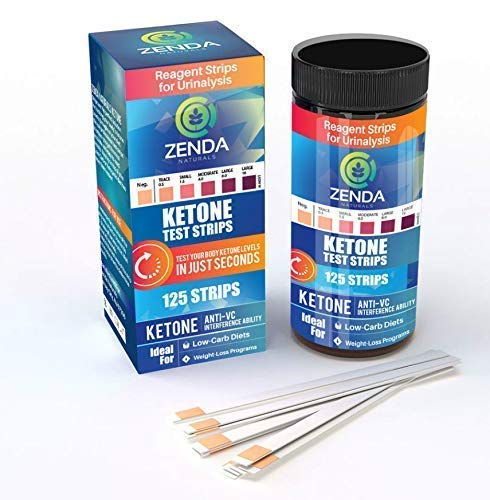 Ketone Test Strips ONLY $3.95.