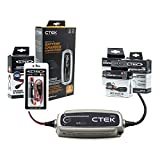 CTEK (40-206) MXS 5.0-12 Volt Battery Charger and