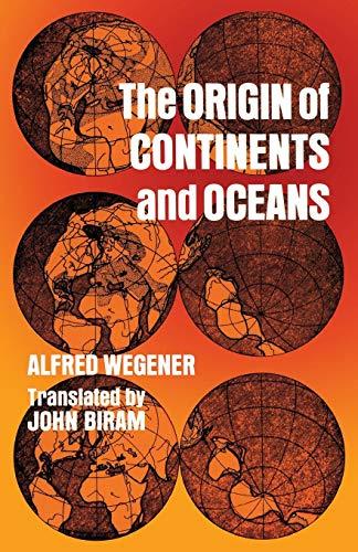 Geography Continents Oceans - The Origin of Continents and Oceans (Dover Earth Science)