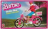 Barbie MOTOR BIKE w Realistic MOTOR NOISE Sounds! (1983 Mattel Hawthorne)