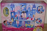 Disney Princess Favorite Moments Magical Castle Playset w/ Cinderella Doll & Sounds (2009)