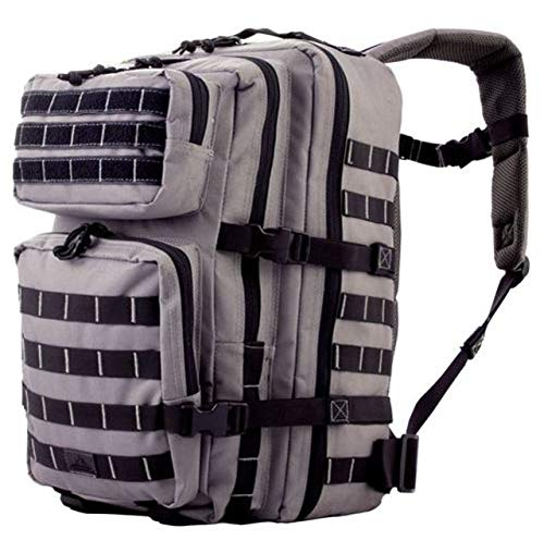 Red Rock Outdoor Gear Large Rebel Assault Bagpack, Tornado/B