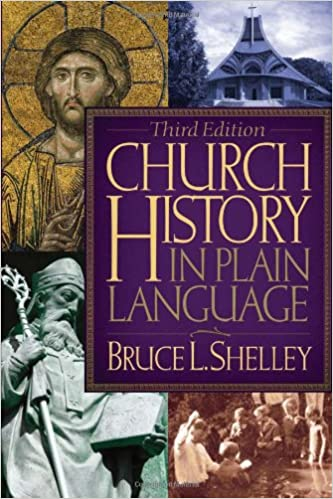 Book Image: Church History in Plain Language