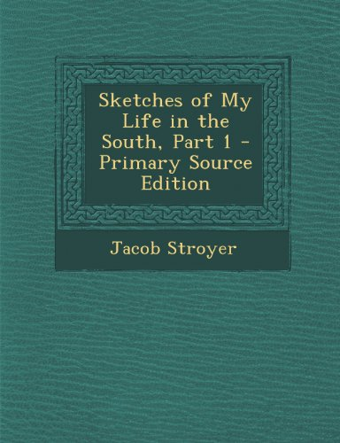 a narrative about the life of jacob stroyer This 24-mile hike serves as an excellent introduction to the park's natural and  cultural history you will see some of the giant trees that put this park on the map, .