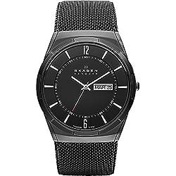Skagen Black Mesh Watch