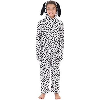 Dalmatian Lite Costume for Kids 4-6 Yrs