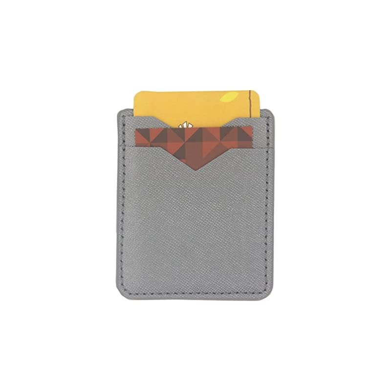 Card Holder for Back of Phone-Self Adhes