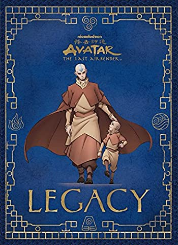 Avatar: The Last Airbender: Legacy (Insight Legends) (Art Avatar)