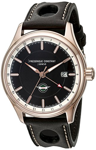Frederique Constant Men's FC-350CH5B4 Analog Display Swiss Automatic Brown Watch