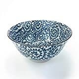 Japanese Mino Ware Chawan 5.0 inches Rice Bowls 5