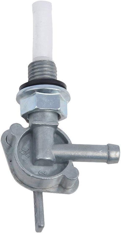 Amhousejoy Generator Fuel Gas Switch Shut Off Valve for Generator Fuel Tank 28-1783-V M10X1.25