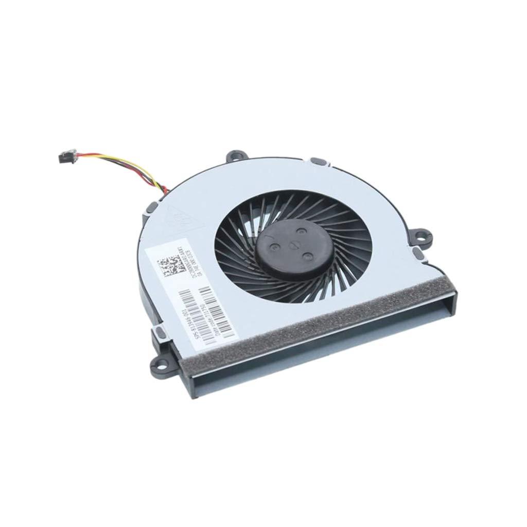 OEM Almencla Ventilador de CPU Enfriador de Laptop Piezas de Repuesto para HP Serie 813946-001 FN0565-A1033L2AL