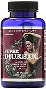 Dr. Venessa's Formulas Super Diuretic Tablets, 60 Count