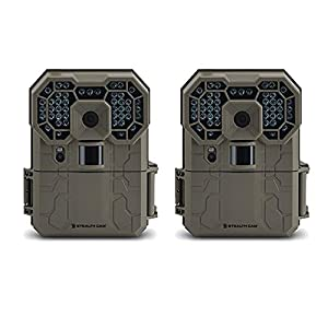 (2) Stealth Cam GX45NG TRIAD Technology Digital Trail Game Camera 12MP | STC-GX45NG from Stealth Cam