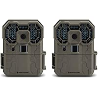 (2) Stealth Cam GX45NG TRIAD Technology Digital Trail Game Camera 12MP | STC-GX45NG