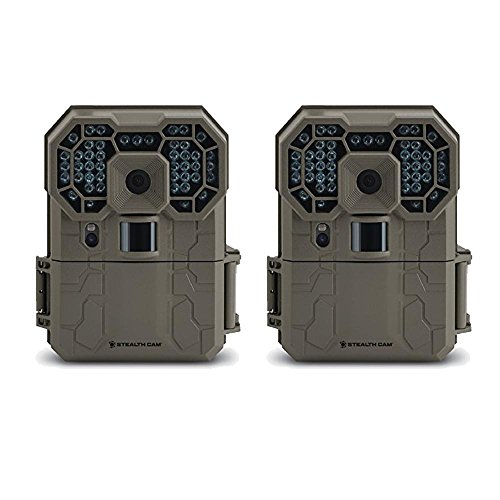(2) Stealth Cam GX45NG TRIAD Technology Digital Trail Game Camera 12MP  STC-GX45NG