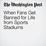 When Fans Get Banned for Life from Sports Stadiums | Dave Sheinin,Mike Hume