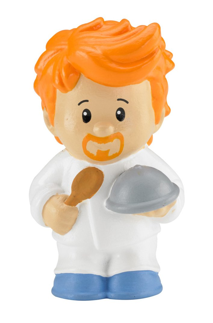 Fisher Price - - - Little People - Chef 3