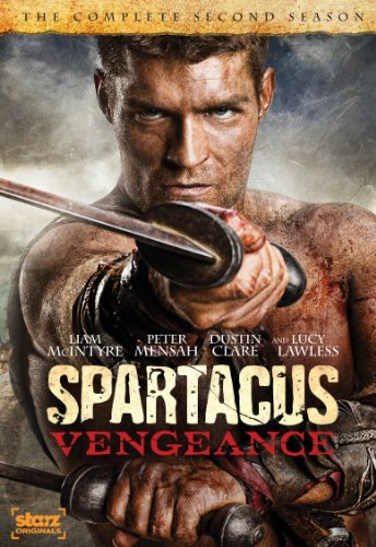 Spartacus: Vengeance: Season 2 (Spartacus Dvd Tv Series)