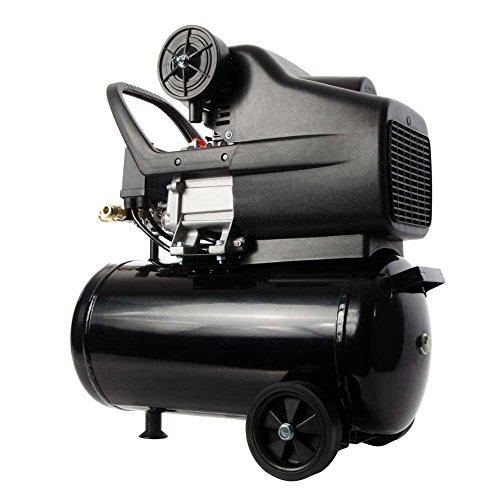 24L Air Compressor - 9 6 CFM, 2 5 HP, 1 5 KW, 230V, 24L, 115