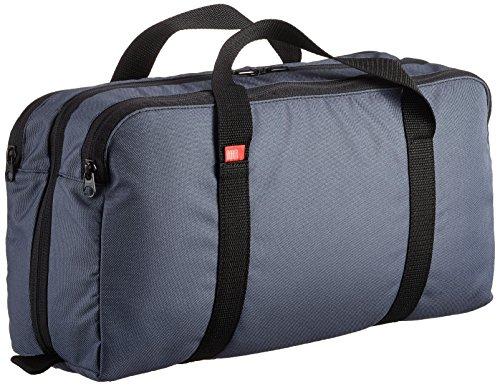 FAHRER Unisex – Erwachsene Packtasche-2085900010 Packtasche, Schwarz, One Size