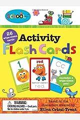 Schoolies: Activity Flash Cards Cards