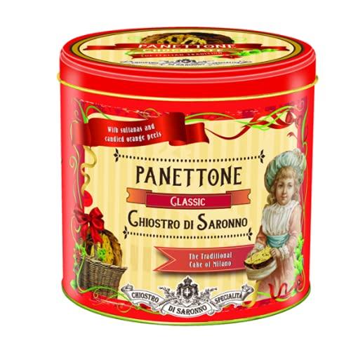 Authentic Panettone Milano 1kg Chiostro Di Saronno