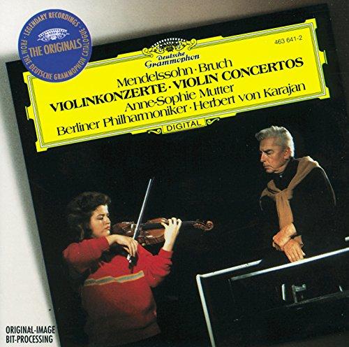 Max Violin Bruch Concerto - Mendelssohn / Bruch: Violin Concertos
