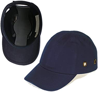 BASEBALL BUMP CAP without FOAM Pad Low Profile Hard Hat Head Protect Gear Safety