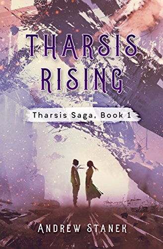 Tharsis Rising by Andrew Stanek ebook deal