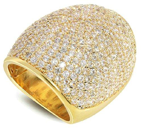 Bague-PersonnalisAdisaer-Bague-Femme-Plaque-Or-Bague-de-Fiancaille-Gravure-Ovale-Bague-Diamant-Or