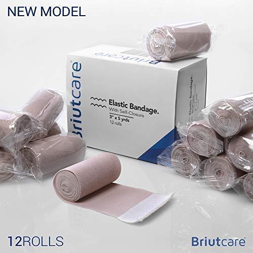 Briutcare Elastic Bandage Wrap 3