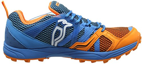 Kookaburra Phoenix Shoe Danubio Hockey calzado azul y naranja