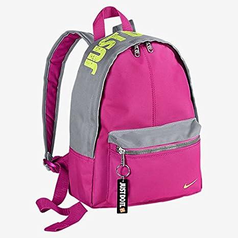 1501605878 Nike Classic - Zaino da scuola per bambine, colore: Rosa: Amazon.it ...