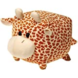 Fiesta Toys Square Giraffe Plush Stuffed Animal Toy - 4.5 Inches