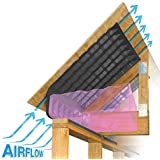 Durovent with Baffle Attic Vent Channel - Roof Vents