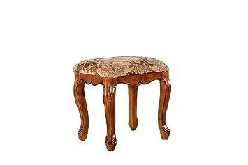lanskaja klassischen europäischen Stil Holz Hocker Multifunktional ...