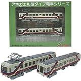 【丸忠】アオガエル型タイプ 電車シリーズ松本電鉄 5000系AN-1202鉄道模型Nゲージ120323