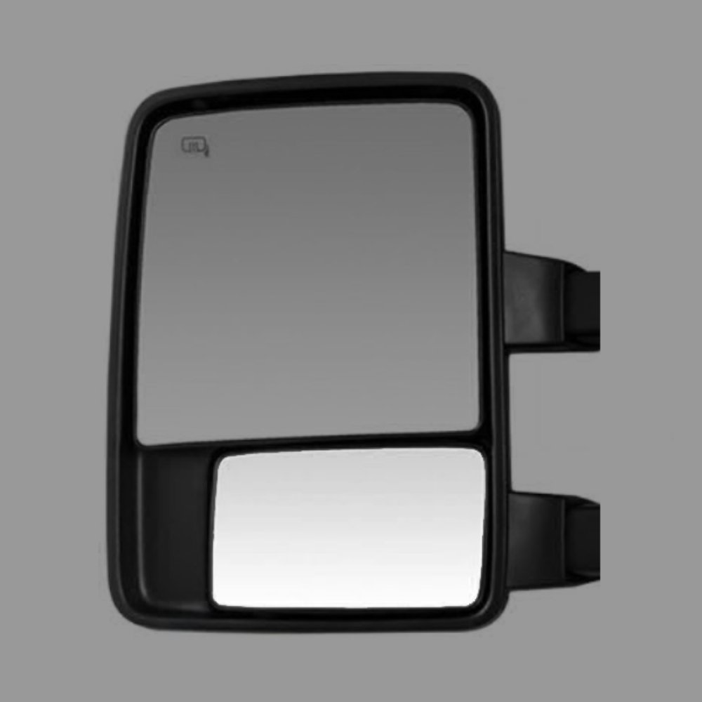 SEE DESCRIPTION Mount Not Included Burco 3917 Lower Convex Non-Heated Driver Side Mirror Replacement Glass for 2008-2016 FORD F-250 SUPER DUTY