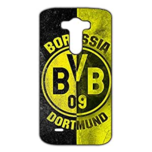 Fashion Design FC Monchengladbach Collection Football Club Phone Case Cover For LG G3 3D Plastic Phone Case