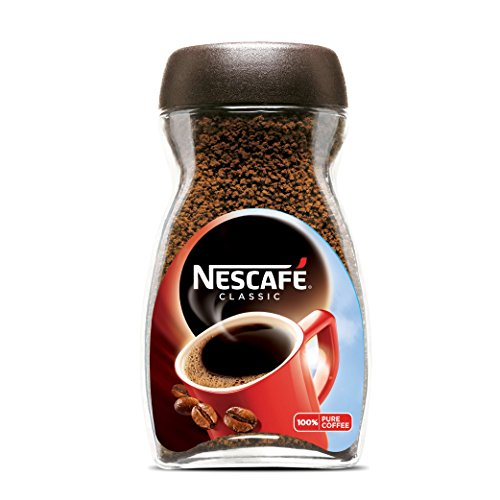 Nescafe Classic Coffee, Glass Jar, 100g