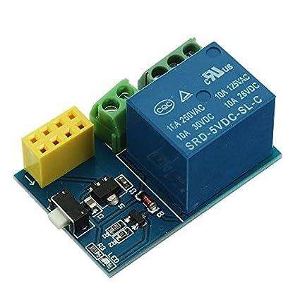 Remote Relay Module - Wifi Relay Module - ESP-01S Relay