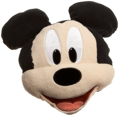 Click for larger image of Disney Mickey 1-2-3 Count with Me Plush Pillow