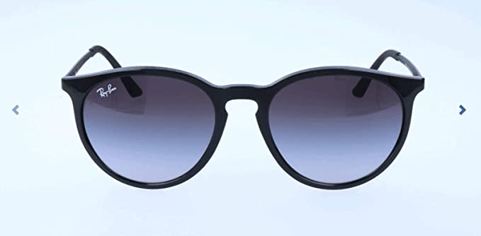 Ray-Ban 4274 Gafas de sol, Black, 53 para Hombre