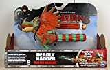 Dreamworks Dragons - Race to the Edge - Action Dragon - Tail Twist Spike Attack Deadly Nadder